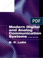 Oxford - Modern Digital and Analog Communication Systems