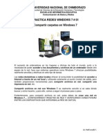 02practicaredeswindows7compartirarchivosyescritorioremoto-130829182546-phpapp01