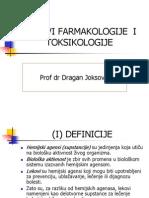 Osnovi Farmakologije i Toksikologije (1)