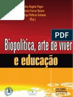 Biopolitica Educ. eBook