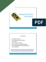 Mbed Nxp Lpc11u24 Hello World v1.0-Handouts-letter