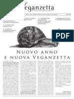 Veganzetta Numero 8 - 2013