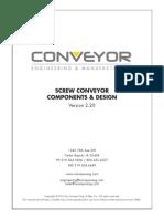 CEMC Screw Conveyor Manual 2.20
