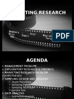 Marketing Research- Film reel Cameras