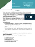 Maestria Internacional en Salud Ocupacional IV