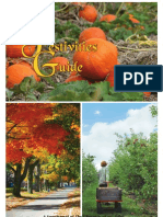 fall festivities guide 2009