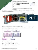 Dell - Dell_EMC CX4 -240Series Storage Arrays - Management Module