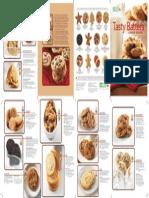 Cookie Dough Brochure