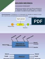 Presentación Tecnología Mecánica