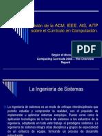 Computing Curriculum Acm