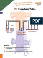 Preselector Hidraulic Magra