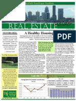 Wakefield Reutlinger Realtors Newsletter 1st Quarter 2014
