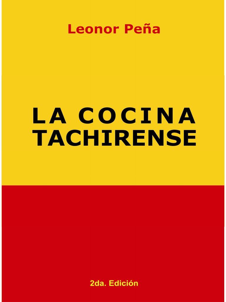 La Cocina Tachirense 2da E 20051