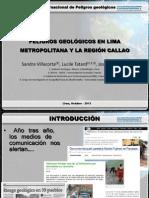 17 30 Peligros Lima Metro Foro2013