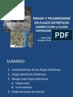 14102013_Riesgo Flujos detríticos