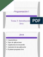3 Java