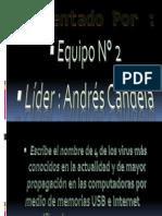 Ex Posicion Equipo #1 Lider Andres Candela