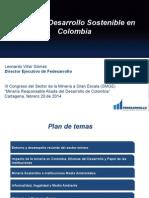 Minería Responsable Aliada del Desarrollo de Colombia