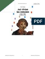 Asi Vivian Los Romanos - J Espinos - P Maria - D Sanchez - M Vilar