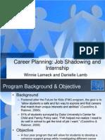 career intervention