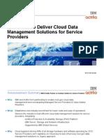 IBM Actifio Launch Briefing Feb13