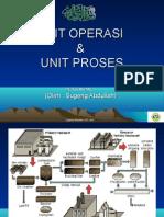 Pertm 1- Unit Operasi & Proses