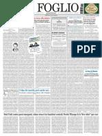 Il Foglio Di Giuliano Ferrara - 01.02.2014