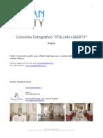 PREMI Concorso Fotografico ITALIAN LIBERTY