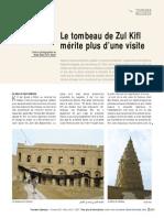 Le tombeau de Zul Kifl merite plus d'une visite.pdf