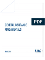 General Insurance Fundamentals Basics