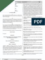 Reglamento de La Ley No. 838, Ley General de Puertos de Nicaragua
