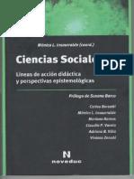 CIENCIAS SOCIALES DE MÓNICA INSAURRALDE