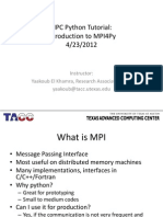 MPI4Py
