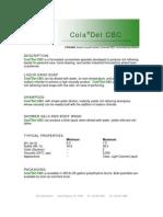 COLADET CBC