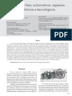 Disco Freio Aspectos Historicos Tecnologicos Setor Automotivo
