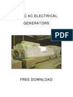 AC Electrical Generators ASOPE
