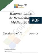 Simulacro 16b Peru