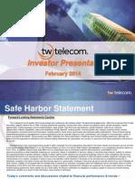 TWTC Investor Presentation Q4 2013-3