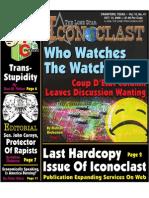 2009 Iconoclast Issue #41 - Sept. 14