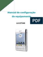 LG GT540