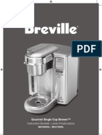 Breville BKC700XL Manual