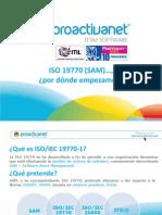ISO 19770 - SAM3