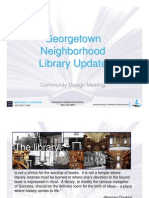 Georgetown Library May Slideshow