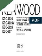 Kenwood KDC-4024