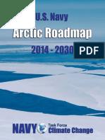 Arctic Roadmap 2014-2030