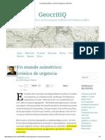 Pedro Reques Velasco Un mundo asimétrico_ crónica de urgencia _ GeocritiQ.pdf