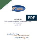 IPadViewer - Cisco 642-383