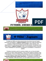 Projeto Patrocinio Jaguars