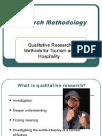 Qualitative Methods