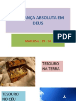 CONFIANÇA ABSOLUTA EM DEUS.ppt